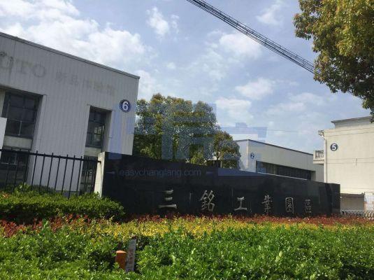 松江区东兴路厂房出租